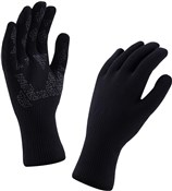 Sealskinz Ultra Grip Running Long Finger Gloves