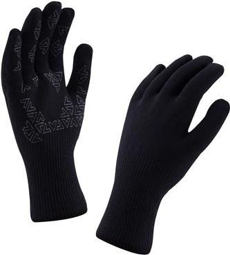 Sealskinz Ultra Grip Running Long Finger Gloves