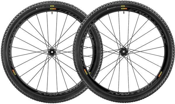 Mavic Crossmax Pro Carbon WTS 29er MTB Wheels 2017
