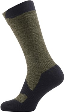 Sealskinz Walking Thin Mid Socks | Strømper