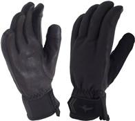 Sealskinz Womens All Season Long Finger Gloves