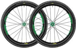 "Mavic XA Elite WTS 29"" MTB Wheels"