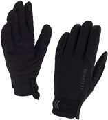 Sealskinz Womens Dragon Eye Long Finger Gloves