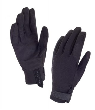 Sealskinz Womens Dragon Eye Road Long Finger Gloves