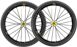 "Mavic Deemax Pro WTS 27.5"" MTB Wheels 2017"