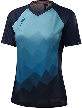 Specialized Andorra Comp Womens Short Sleeve Jersey  2f5e10911