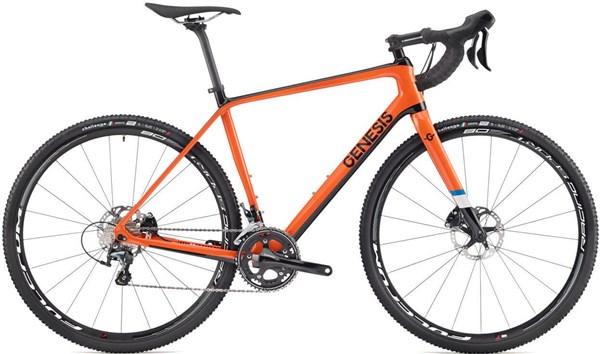 Genesis Vapour Carbon CX 10 2018 - Cyclocross Bike | Road bikes