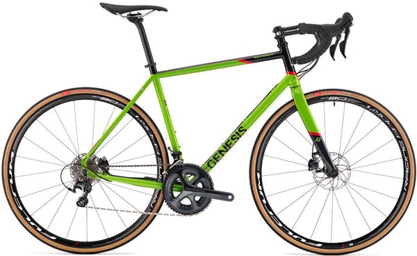 Genesis Equilibrium Disc 30 2017 - Road Bike
