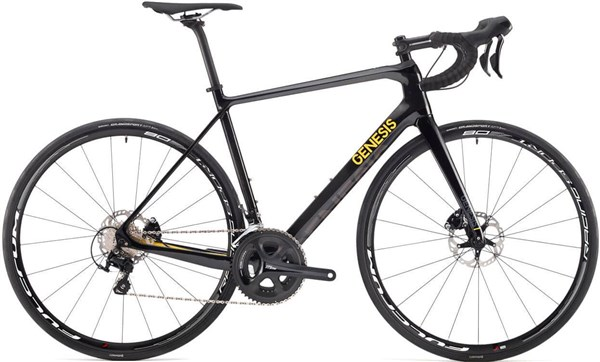 Genesis Zero Disc Z2 2018 - Road Bike | Racercykler