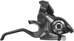 Product image for Shimano Altus NeST-EF510 EZ Fire Plus STI Set - 2-Finger Lever 3x8-Speed