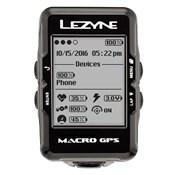 Product image for Lezyne Macro GPS Navigate Computer