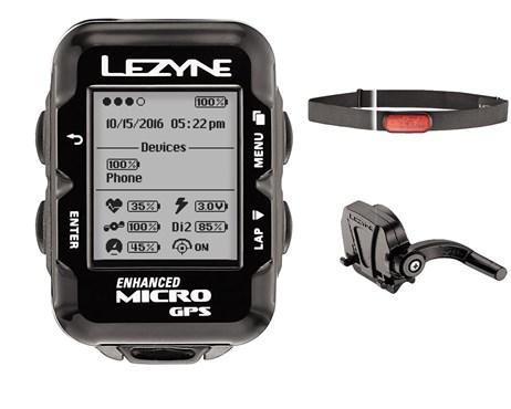 Lezyne Micro Navigate GPS Computer | Cykelcomputere
