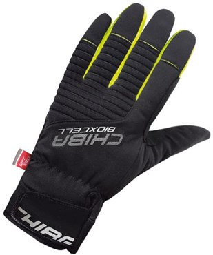 Chiba Bio-X-Cell Winter Waterproof Long Finger Cycling Gloves AW16 | Handsker