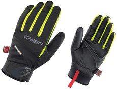 Chiba Tour Plus Windstopper Long Finger Cycling Gloves AW16