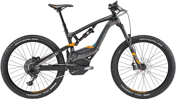 Lapierre Overvolt AM 900+ Carbon  2017 - Electric Mountain Bike