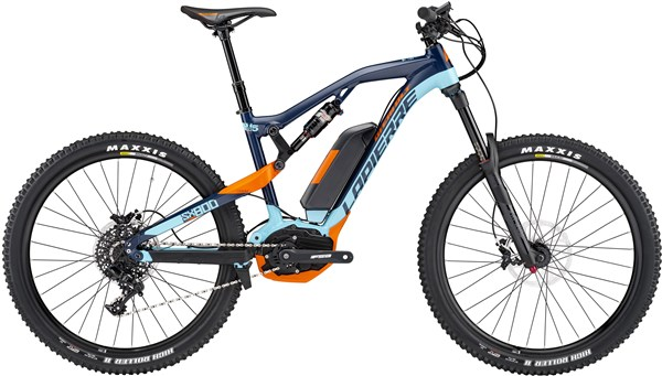 Lapierre Overvolt SX 800  2017 - Electric Mountain Bike