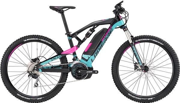 Lapierre Overvolt XC 300 Womens  2017 - Electric Mountain Bike