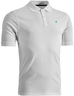 Cube After Race Series Cube Icon Embroidery Polo Shirt