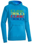 Product image for Cube Junior Mirrored Letters Hoody