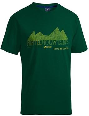 Cube Green Fichtelmountains Junior T-Shirt | Trøjer