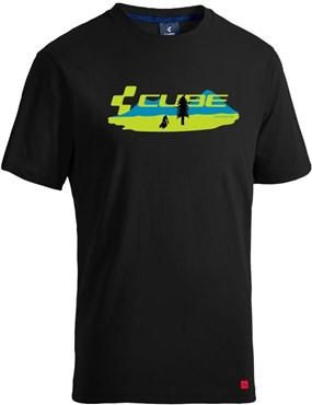 Cube Fichtelmountains Junior T-shirt