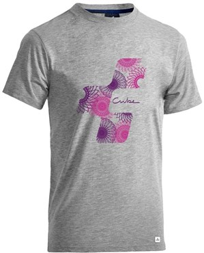 Cube Flower Icon Junior T-Shirt | Trøjer