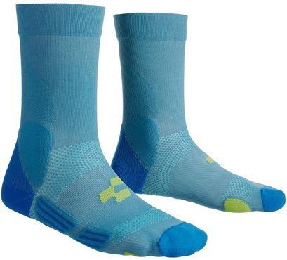 Cube Mountain Socks