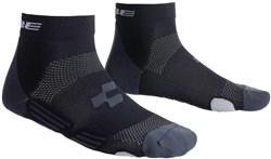 Cube Race Cut Socks