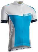 Cube Teamline WLS Womens Short Sleeve Jersey