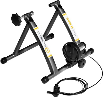 CycleOps Tempo H Mag Turbo Trainer   Hometrainer