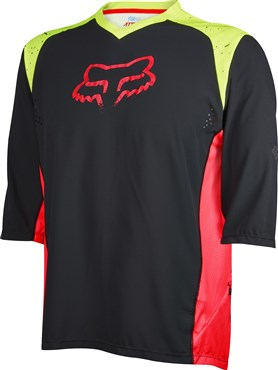 Fox Clothing Attack 3/4 Sleeve Jersey