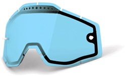 Product image for 100% Racecraft/Accuri/Strata Enduro Dual Replacement Lens