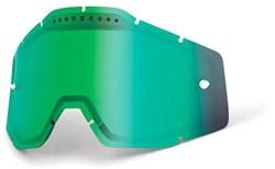 100% Racecraft/Accuri/Strata Enduro Dual Replacement Lens