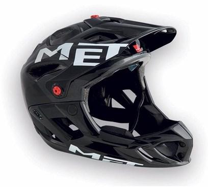 Fullface helmet MET Parachute HES - - enduro/downhill