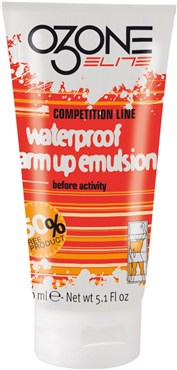 Elite O3one Water-Proof Warm-up Oil