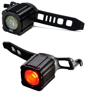 Xeccon Geinea III Front and Rear Light Set