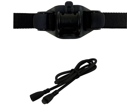 """NiteRider MiNewt Helmet Mount Kit with 36"""" Extension Cable"""