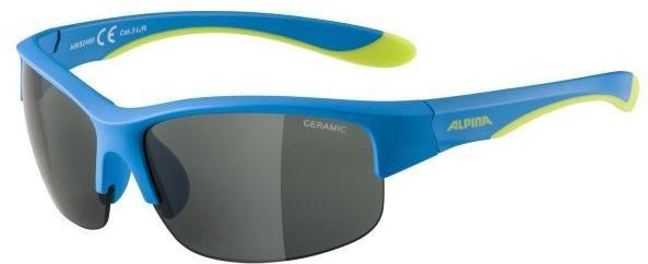 Alpina Flexxy Youth HR Ceramic Cycling Glasses