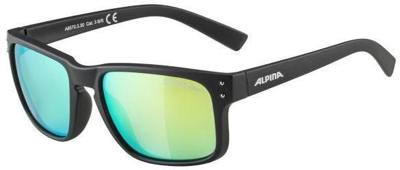 Alpina Kosmic Ceramic Mirror Cycling Glasses
