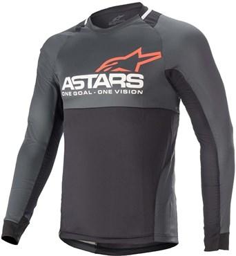 Alpinestars Drop 8.0 Long Sleeve Cycling Jersey