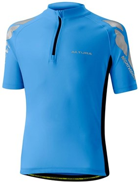 Altura NightVision Youth Short Sleeve Cycling Jersey SS17 | Trøjer