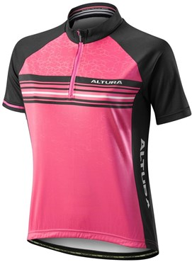 Cycling Clothing Altura Airstream Long Sleeve Womens Cycling Jersey Purple