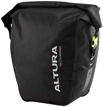 Altura Sonic 25 Waterproof Pannier Bag | Rack bags