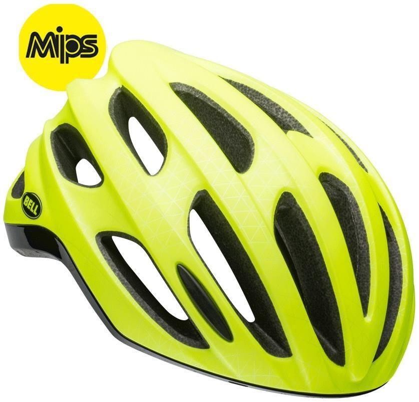 Bell Formula MIPS Helmet - matte/gloss maroon/slate/sand   Helmets
