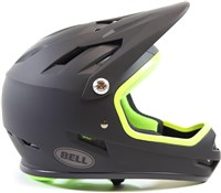 d1cb0f96f9b Bell Sanction All MTB BMX Full Face Helmet 2018 Side