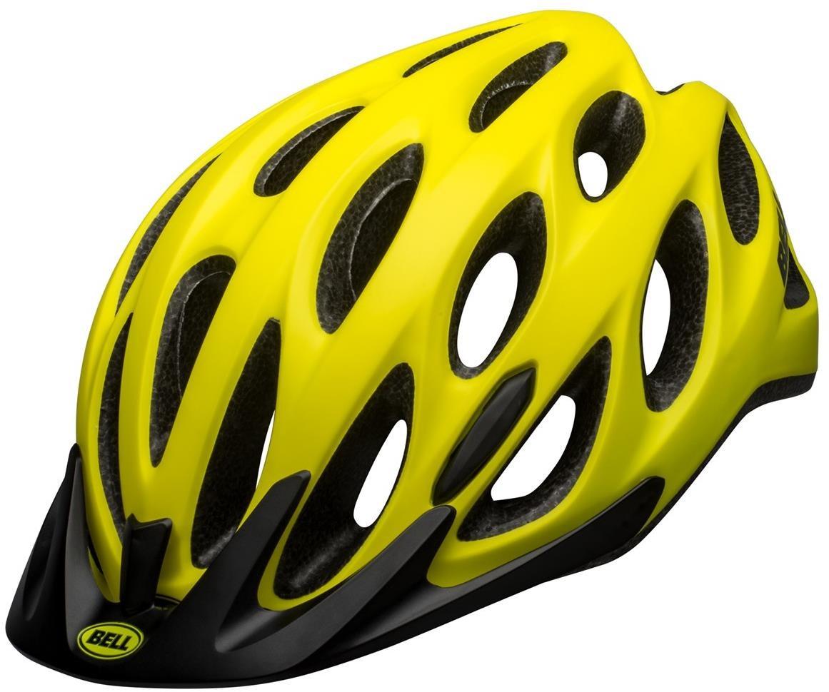 Bell Tracker gul Cykelhjelm (54-61cm) | Helmets