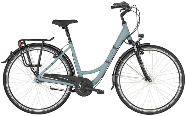 Bergamont Belami N7 2019 - Hybrid Classic Bike | City-cykler