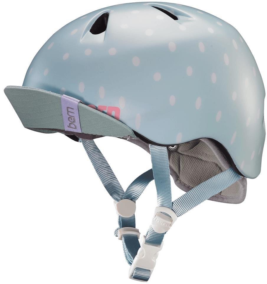 Bern Nina Girls Helmet with Flip Visor | Helmets