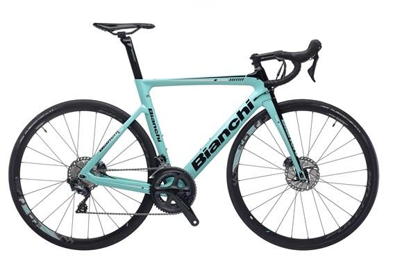 Bianchi Aria Disc Ultegra 2019 - Road Bike | Racercykler