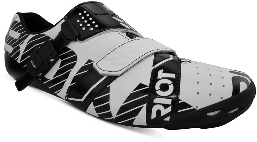 Bont Riot Buckle Road Shoes | Shoes and overlays